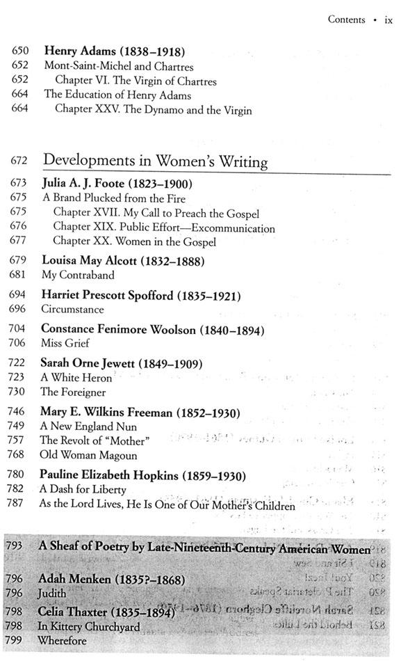 The Heath Anthology of American Literature, Vol  2 (2002
