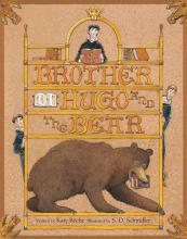 Brother Hugo and the bear book cover
