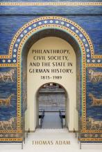 Philanthropy book cover