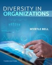 Diversity in Organizations book cover