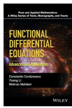 Functional Differential Equations book cover