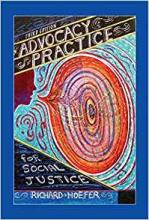 Advocacy practice book cover