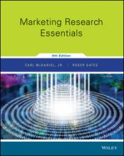 Marketing Research book cover