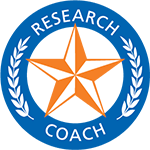 Research Coaches with an orange star