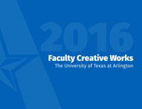 Faculty Creative Works book cover