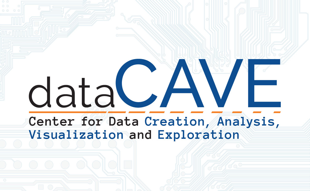 Data CAVE: A Center for Data Creation, Analysis, Visualization, and Exploration