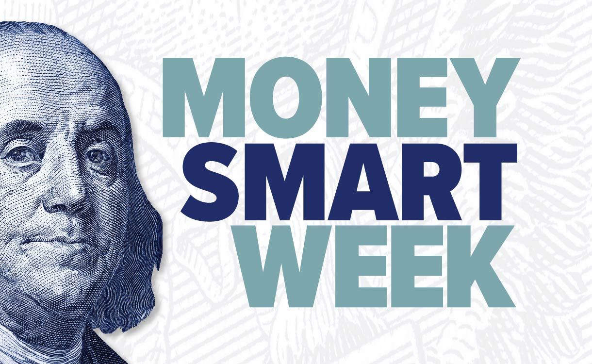 Money Smart Week - image of Ben Franklin from currency