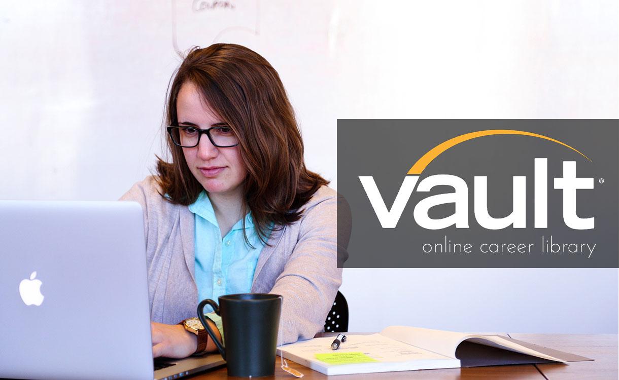 Vault online career library