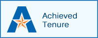 Achieved Tenure