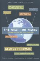 The Next 100 Years Book Cover