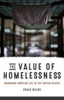 The value of homelessness book cover