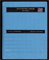 Accounting Theory book cover