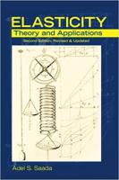 Elasticity : theory and applications book cover