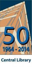 UTA Central Library 50th Anniversary