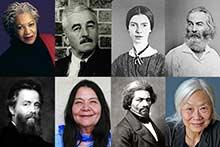 portraits of literary authors