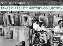 Texas Disability History Coillection
