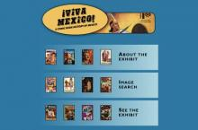 Digital Exhibit: ¡Viva México!