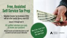 Free, Assisted Self-Service Tax Preparation