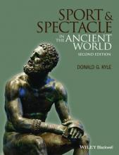 Book cover for Sport and Spectacle in the Ancient World, by Donald Kyle