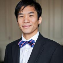 Portrait of UTA Business GRA Jonathan Le