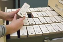 file of microform