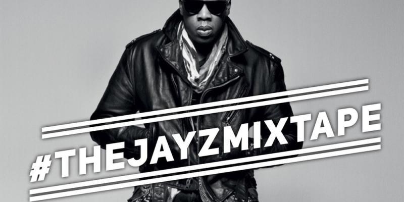 #TheJayZMixtape Cover