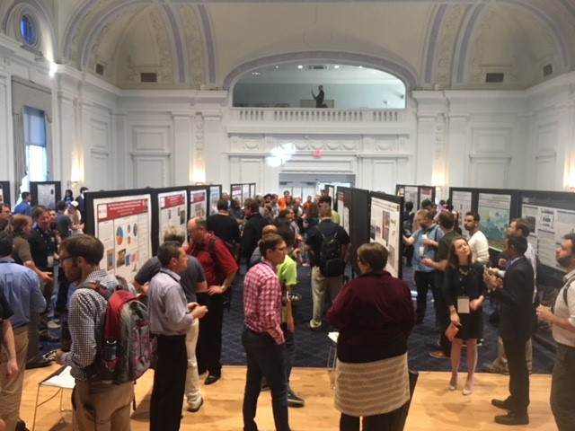 Poster Session at ISAM 2017