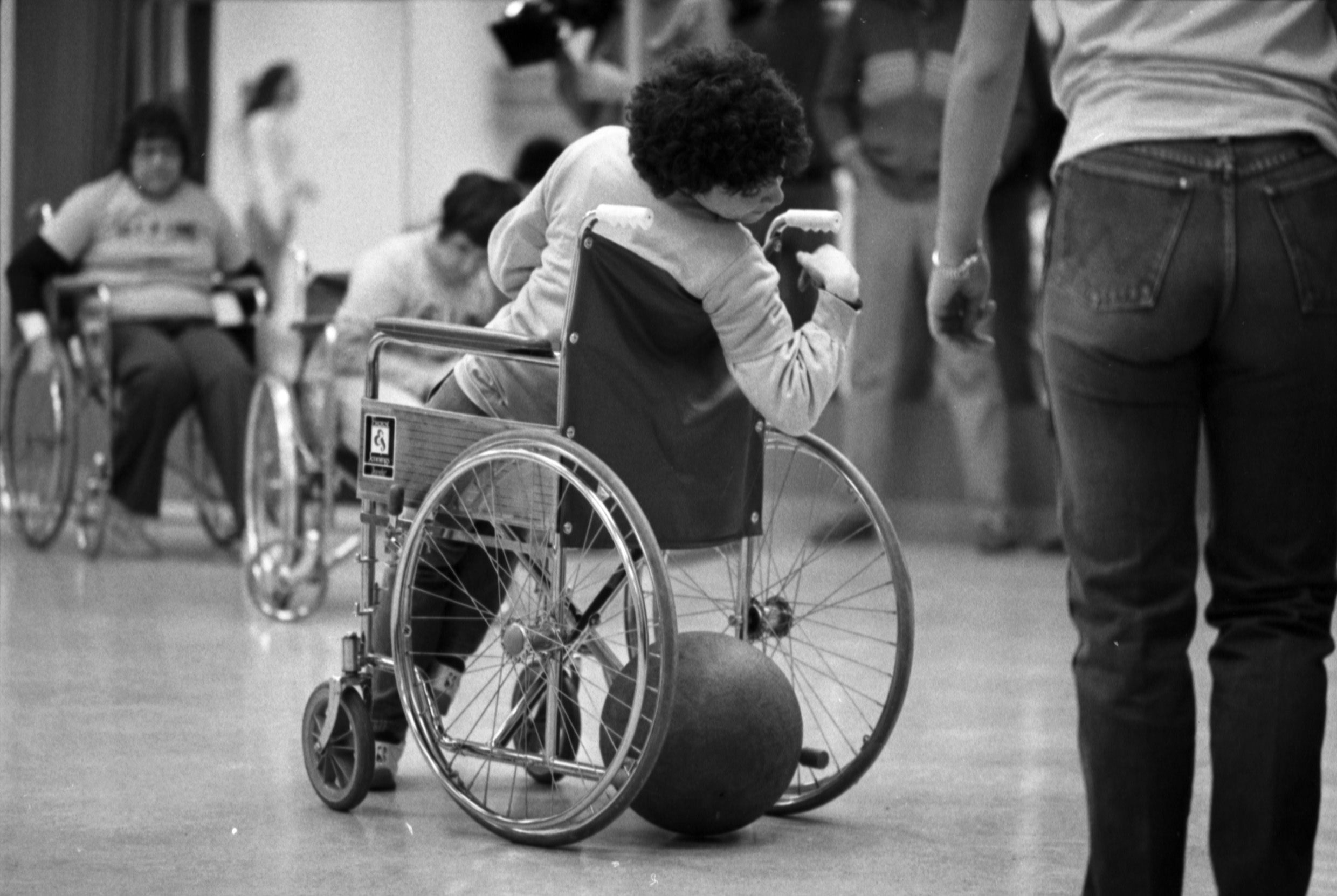 A wheelchair soccer team created by Tarrant County Chapter of United ...