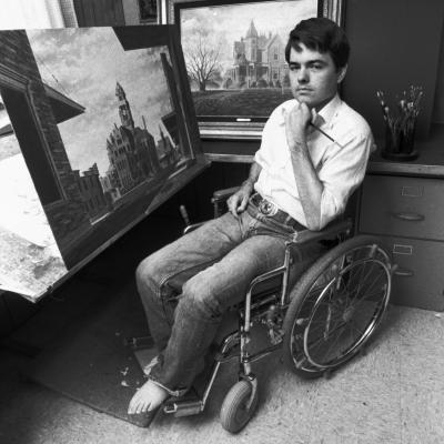 Topic: Physical Disability | Texas Disability History Collection