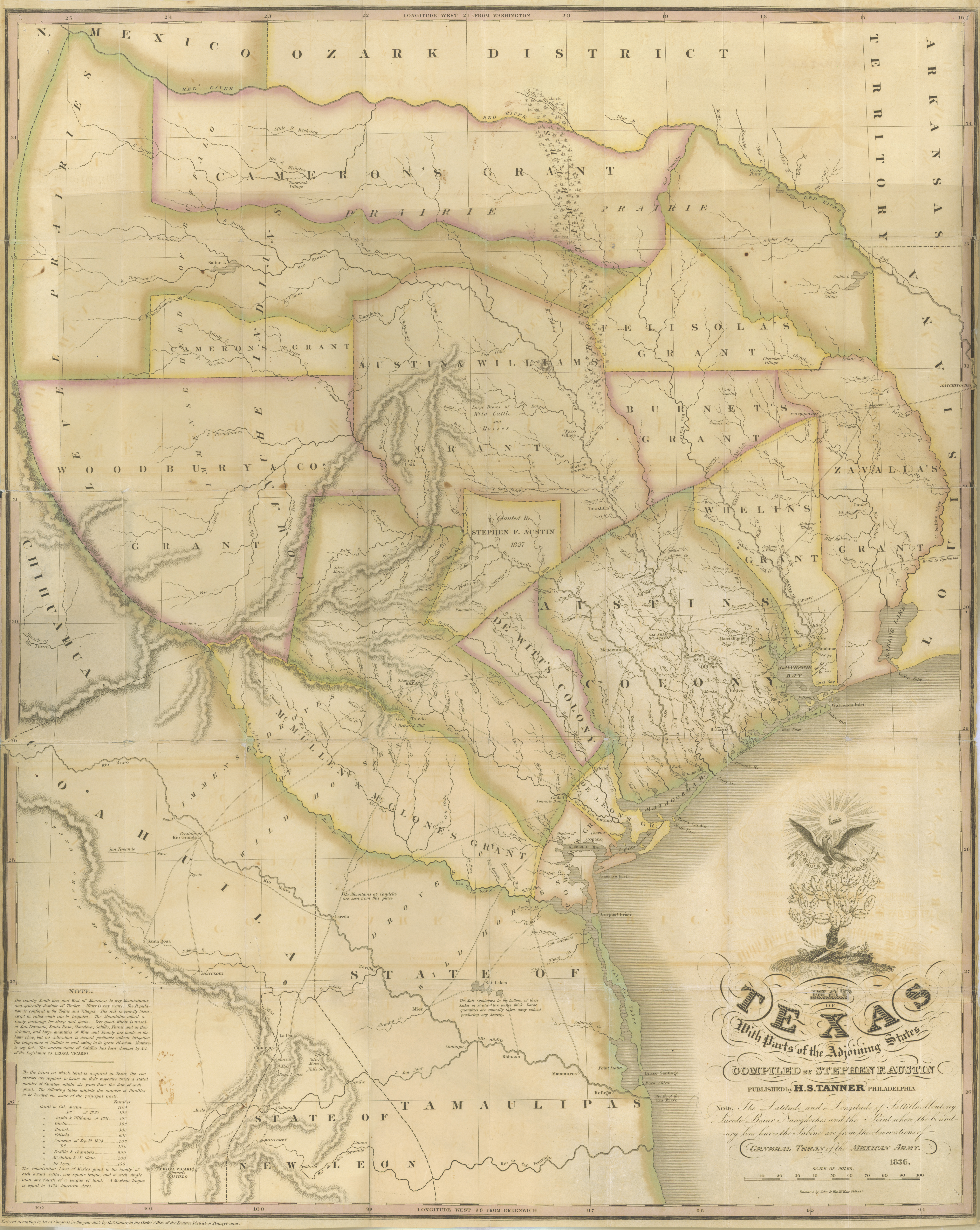 A Continent Divided The USMexico War - Us mexico states districts map