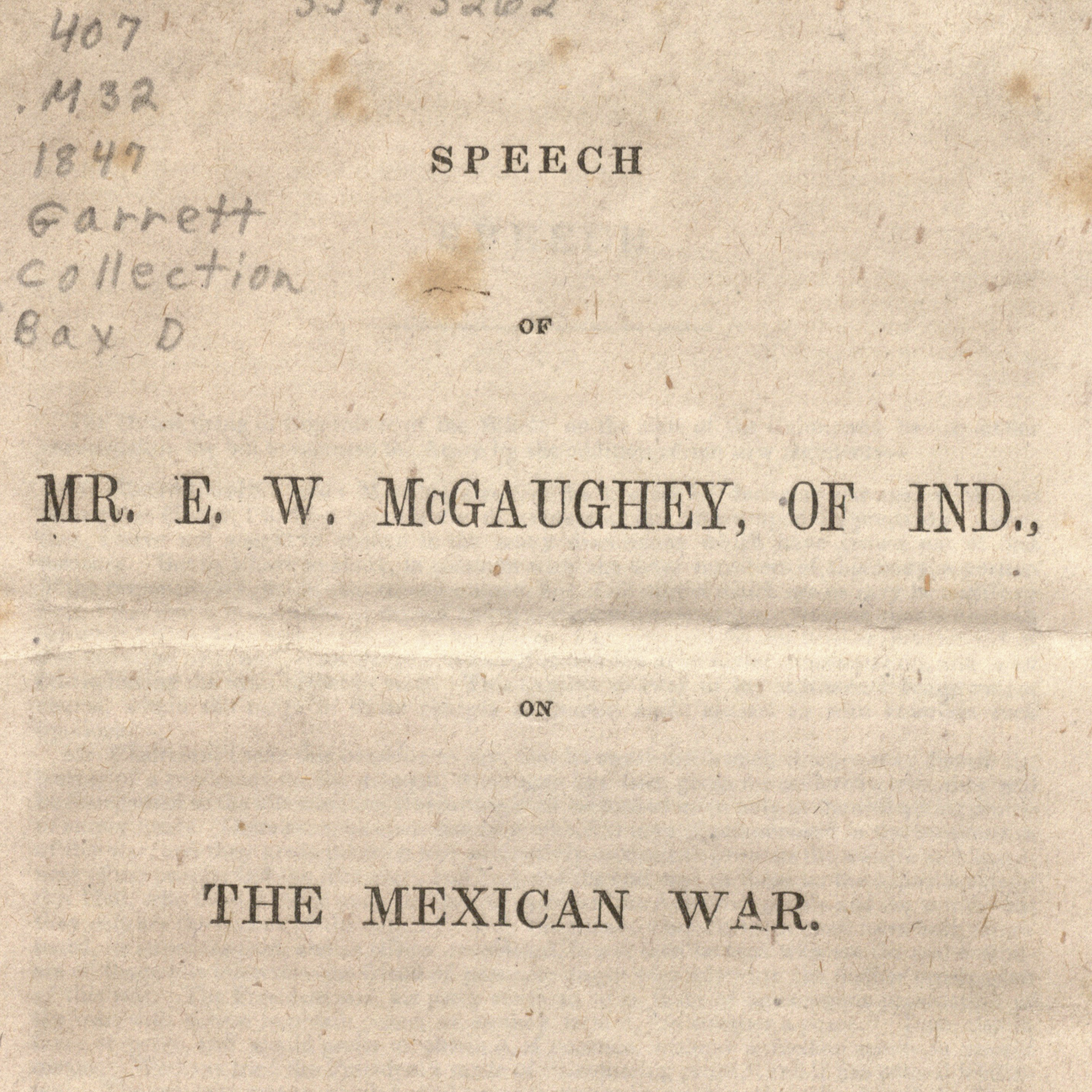 opposition to the mexican war
