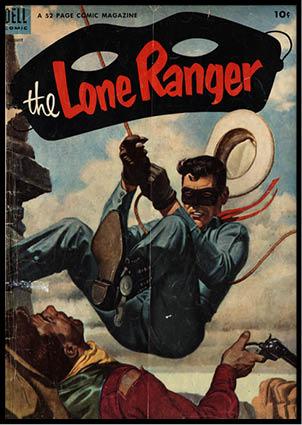 The Lone Ranger 62