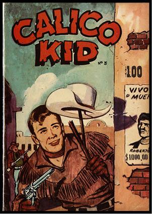 Calico Kid, 5